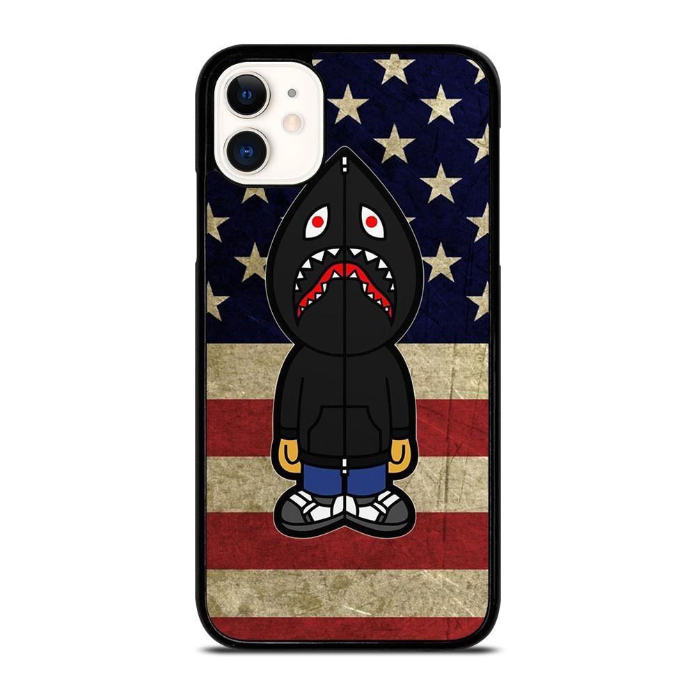 Bape camo shark america iphone 11 case iphone 11 pro