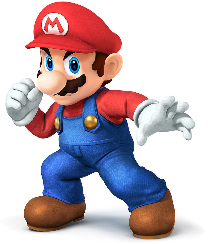 Mario Characters Art Super Smash Bros For 3ds And Wii U Super Smash Bros Characters Mario Bros Super Smash Bros