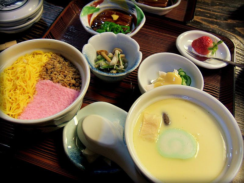 Japanese Set Meal  Food, Fusion Food, Japanese Food-4134