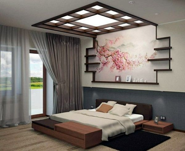 40 Chilling Japanese Style Interior Designs Japanese Style Bedroom Japanese Bedroom Decor Bedroom Interior