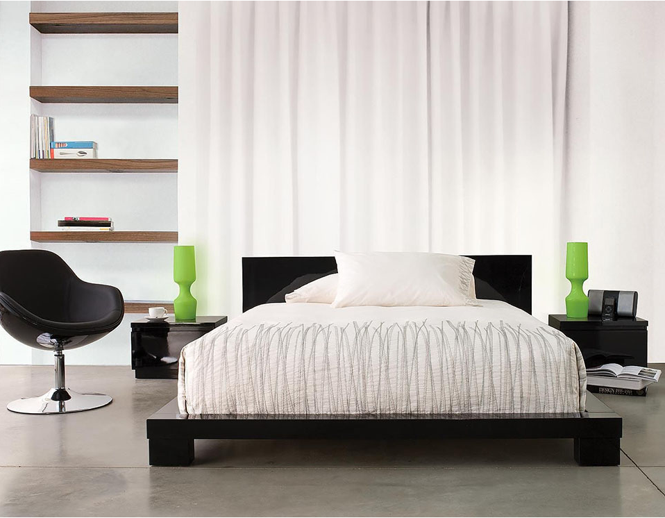 Structube Madison Queen Size Bed Ttt Pinterest