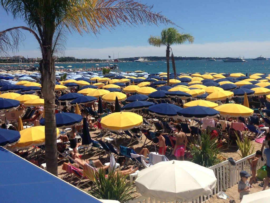 Plage Mace (Cannes, France): Address, Phone Number, Beach Reviews