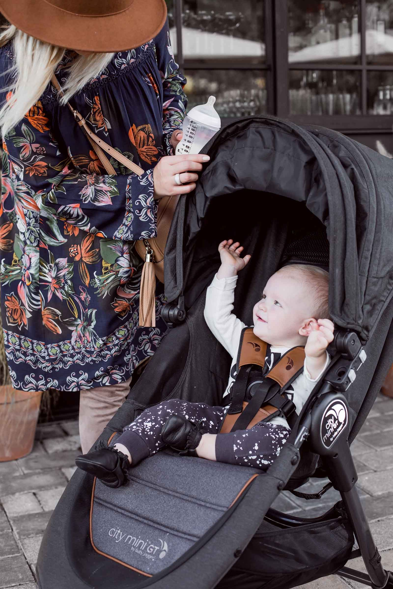 Baby Jogger City Mini GT Anniversary Stroller Review