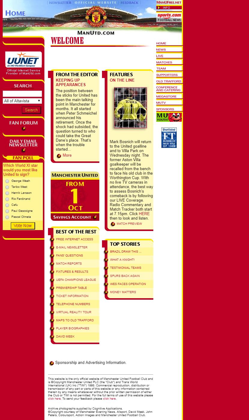 Pin On Web Design 1999
