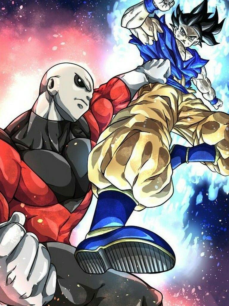 Goku Vs Jiren Dragon Ball Artwork Dragon Ball Z Anime Dragon Ball