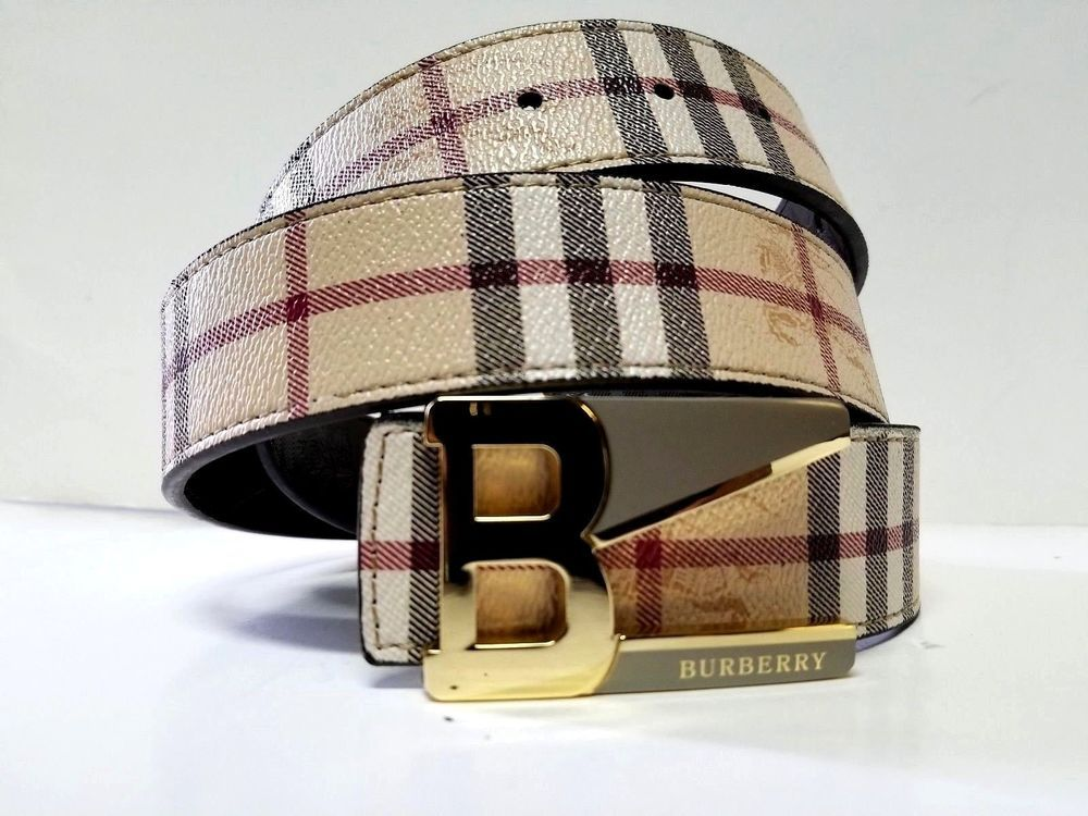 38809d2f430 BURBERRY MENS BELT SIZE 36  fashion  clothing  shoes  accessories   mensaccessories  belts (ebay link)