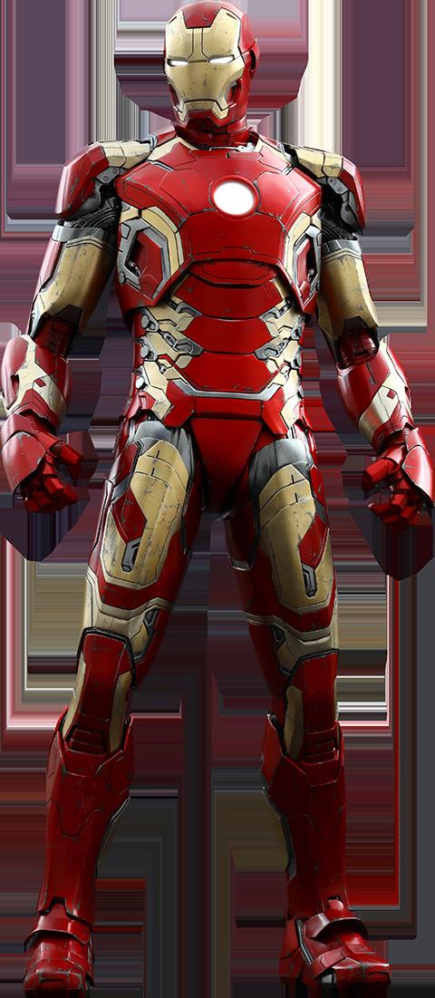 Hot Toys Iron Man Mark XLIII Quarter Scale Figure ...