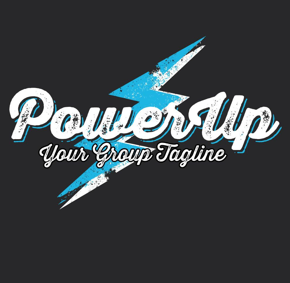 Power Up | Projects to try | Youth group names, Creative