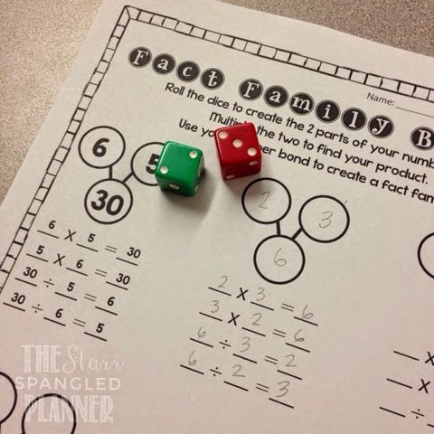 The Starr Spangled Planner: 10 Multiplication Center Ideas ...