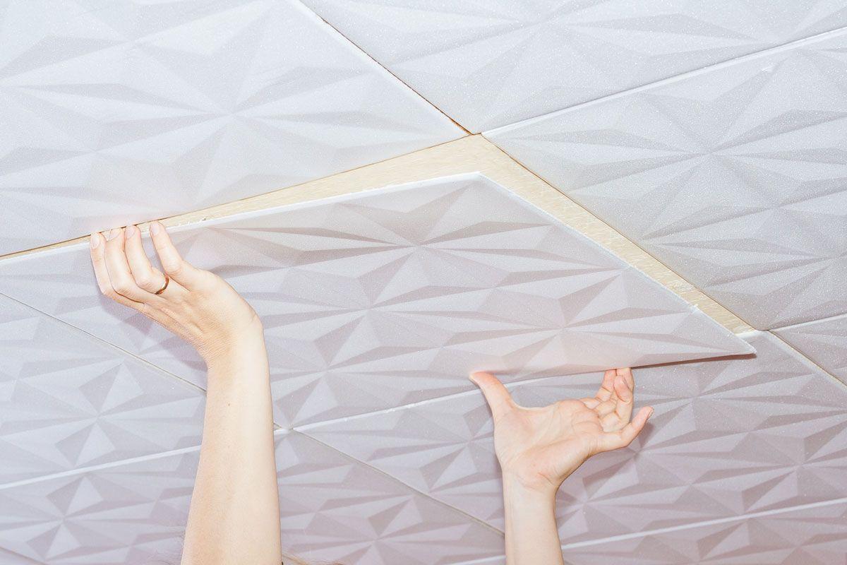 Pourquoi Opter Pour Les Dalles Dalle Polystyrene Plafond Plafond Dalle Polystyrene