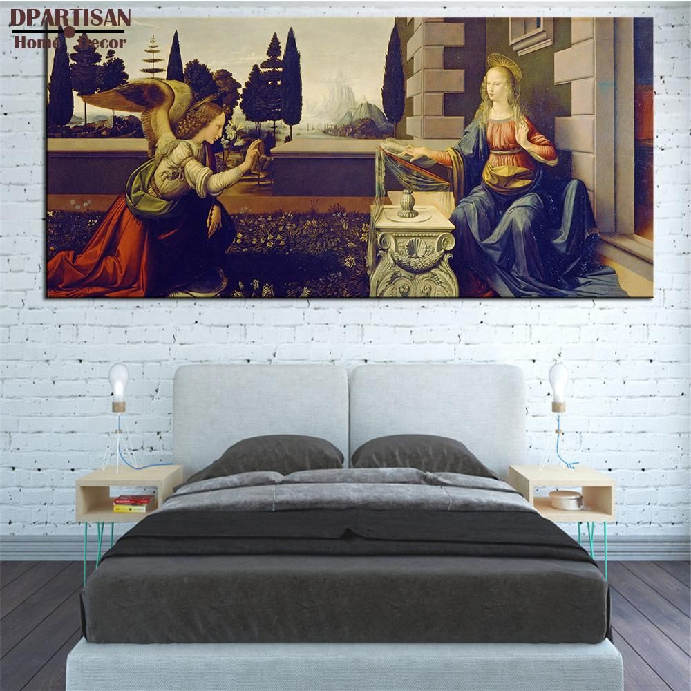 Banksy Barbican Exibition Canvas Wall Art Picture A4 A3 A2 A1 Ready To Hang