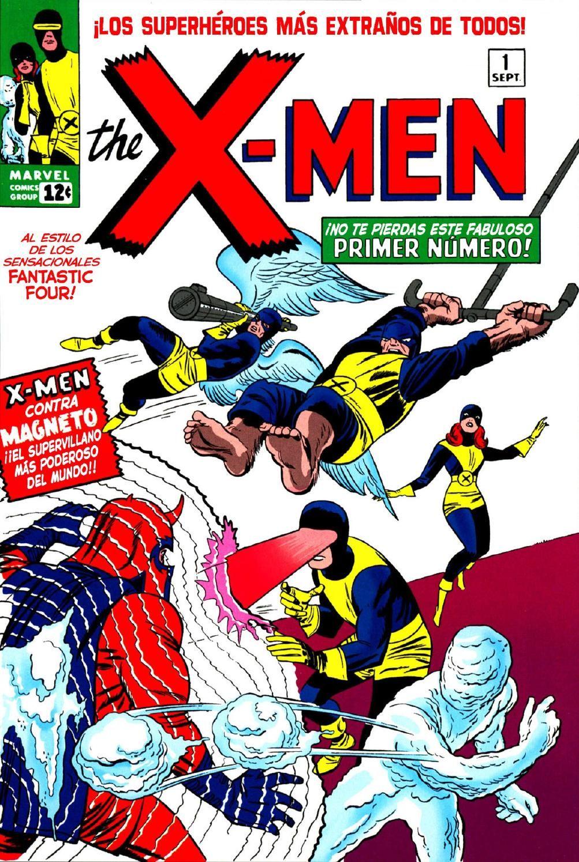 The X Men No 01 Septiembre 1963 Comic Book Superheroes Valuable Comic Books Comic Books For Sale