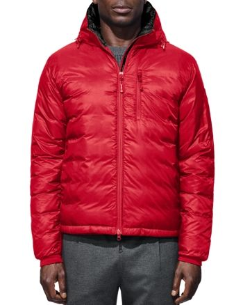 Canada Goose Lodge Hooded Down Jacket Black Products In 2019 Canada Goose Mens Jackets Canada Goose Jackets