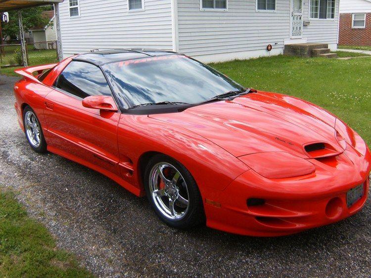 2001 Pontiac Trans Am American Muscle Cars Pinterest Firebird