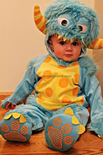 baby costumes wholesale halloween costumes infant toddler lil monster - Baby Monster Halloween Costumes