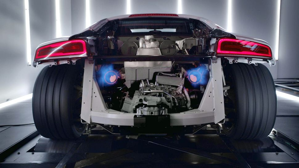 The Audi R8 V10 Plus Is Better A Bit Stripped Audi R8 V10 Audi R8 V10 Plus Audi R8