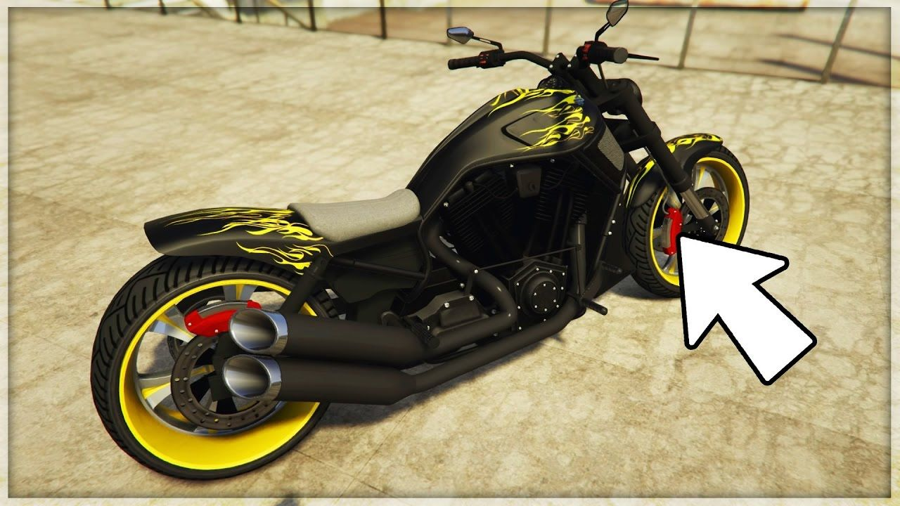 Gta 5 Biker Dlc Western Nightblade Customization Bike Showcase