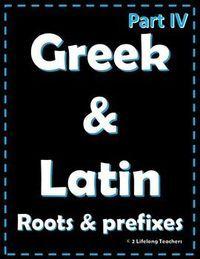 Part 4 greek latin root words and prefixes worksheets quiz part 4 greek latin root words and prefixes worksheets quiz ibookread Download