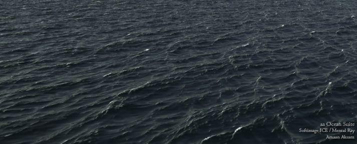 Renderman 22 AAOcean Tutorial - YouTube