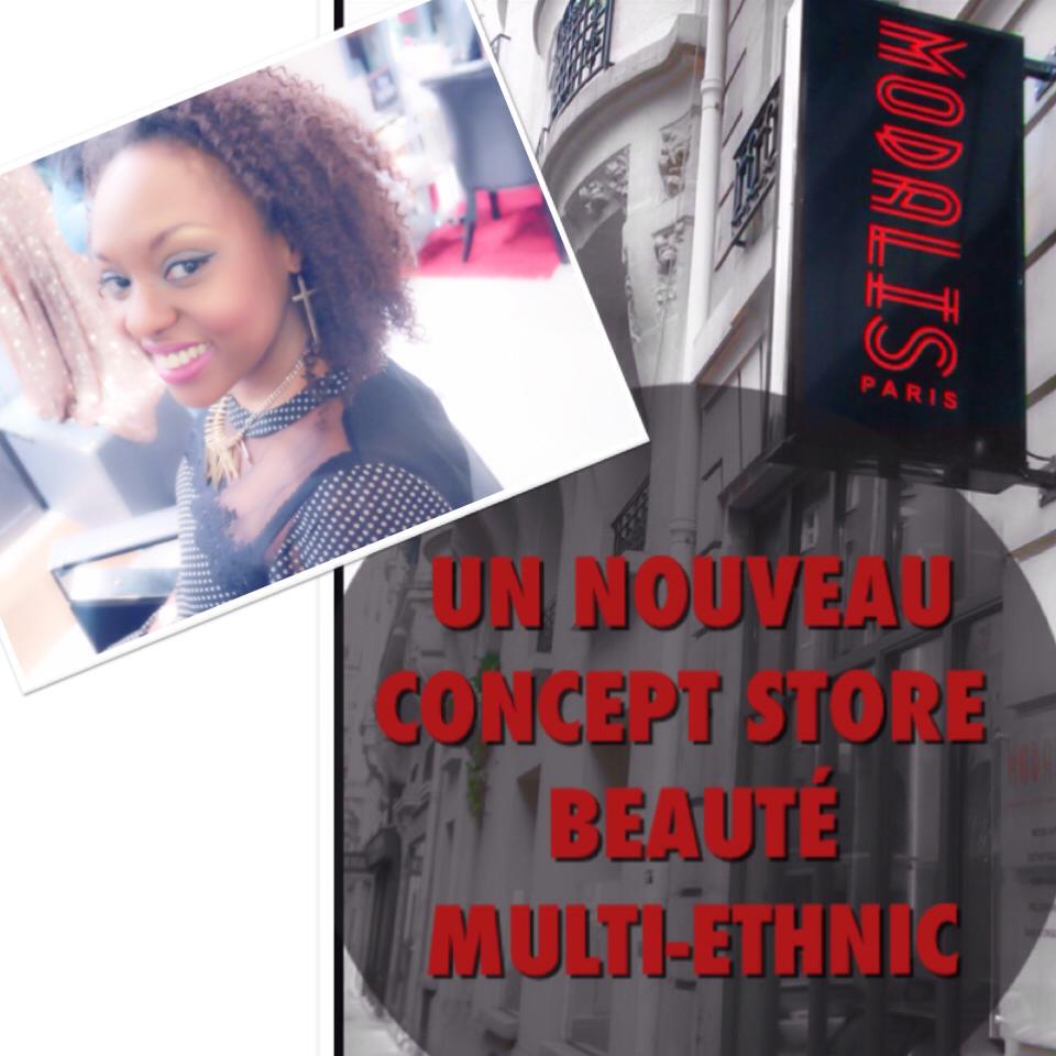 """UN CONCEPT STORE INNOVANT Modalis Paris est un Concept Store Parisien, situé à deux pas des Champs Élysées, dédié à la """"Beauté globale"""", alliant mode, beauté, coiffure, esthétique et relooking pour..."""