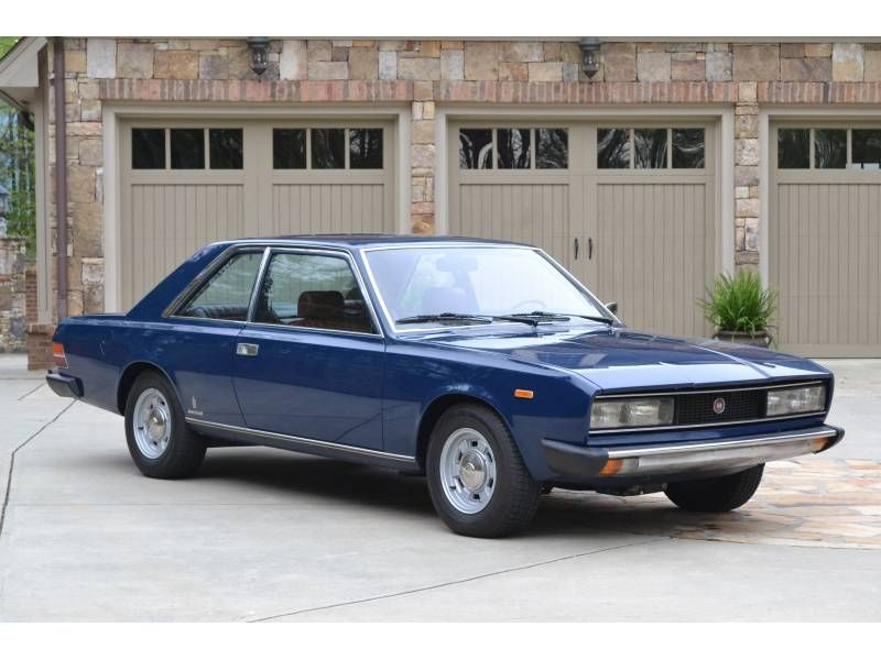 Rare Fiat 130 Pininfarina coupe | 60's, 70's, 80's, 90's & my rides