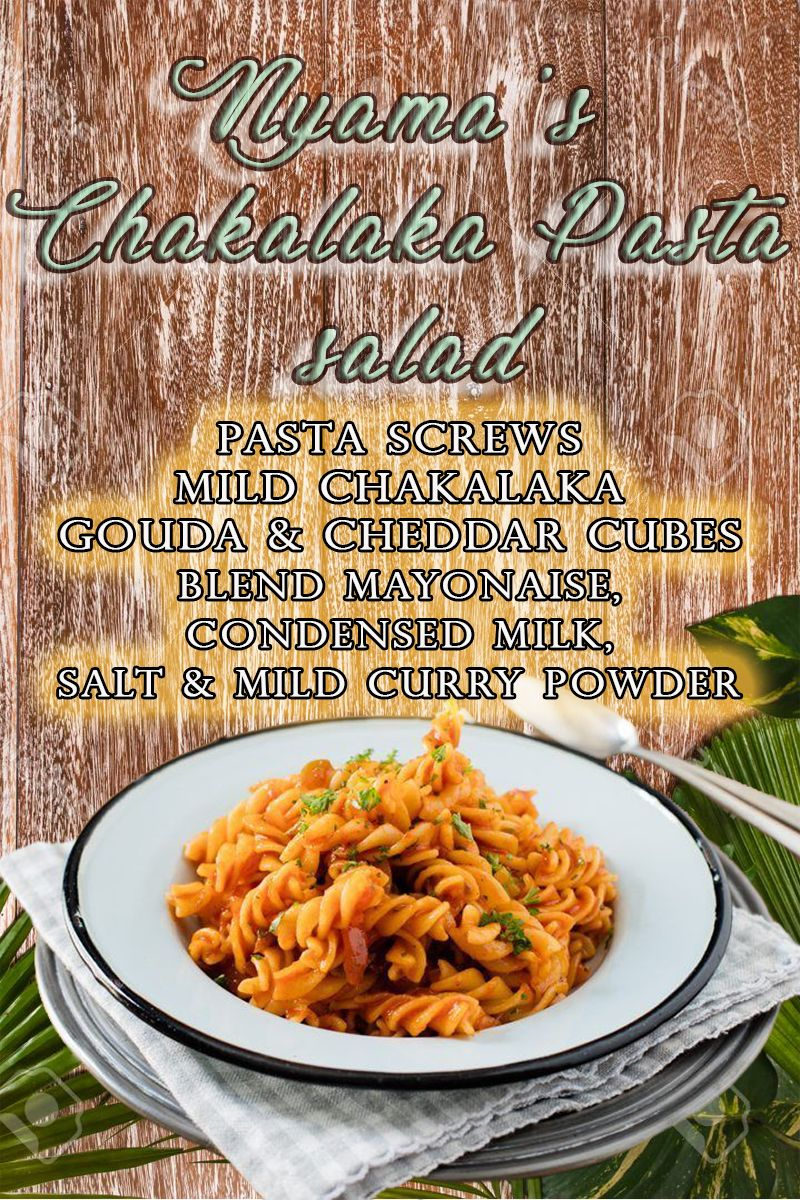 Chakalaka salad