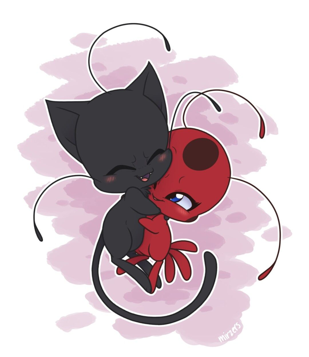 Pin By Diya On Tikki And Plagg Miraculous Ladybug