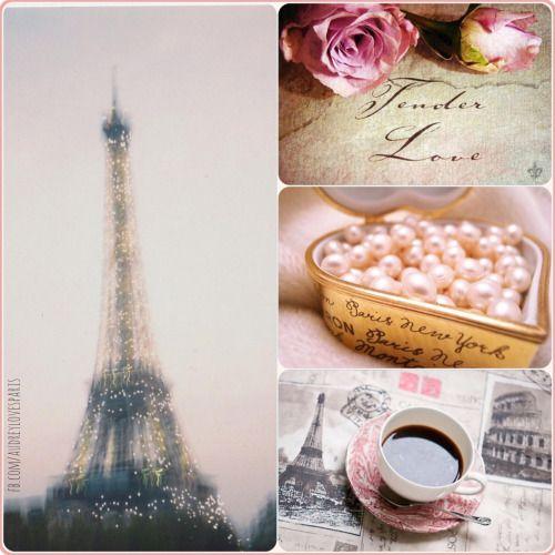 Paris, je t'aime ♡ /                      ℓυηα мι αηgєℓ ♡