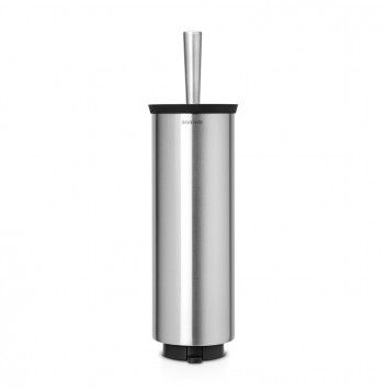 Brabantia Toilet Brush and Holder Matt Steel 427183