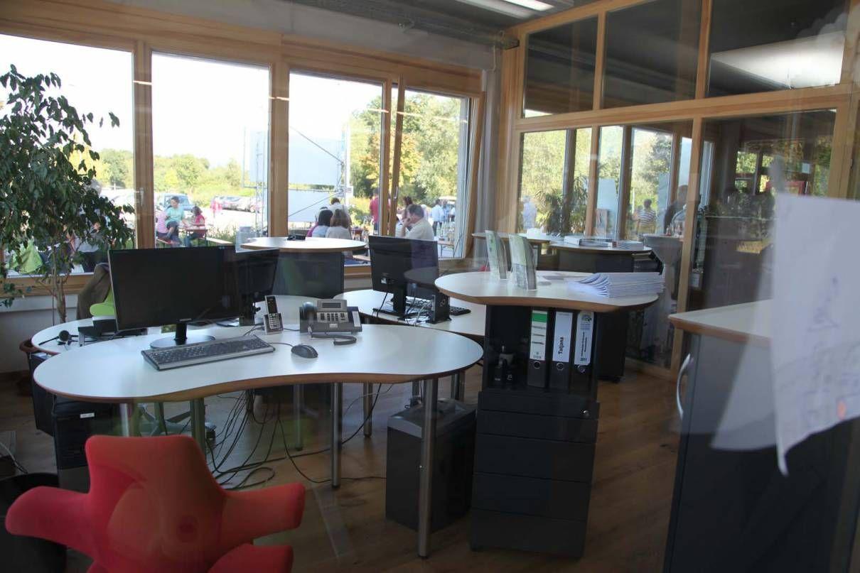 Cum Natura: Natürlich wohlfühlen mit harmonisch runden Vital-Office ...