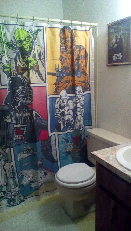 Star Wars Bathroom Star Wars Bathroom Star Wars House Decor Star Wars Room