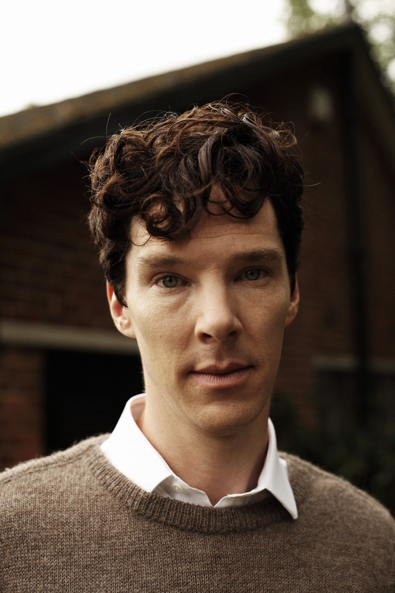 Photoshoot for The Sunday Times - Benedict Cumberbatch
