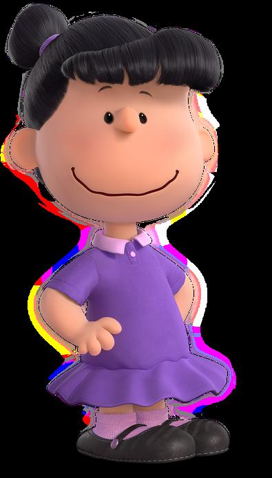Violet Png 395 695 Pixels Charlie Brown Peanuts Peanuts Movie Charlie Brown Characters