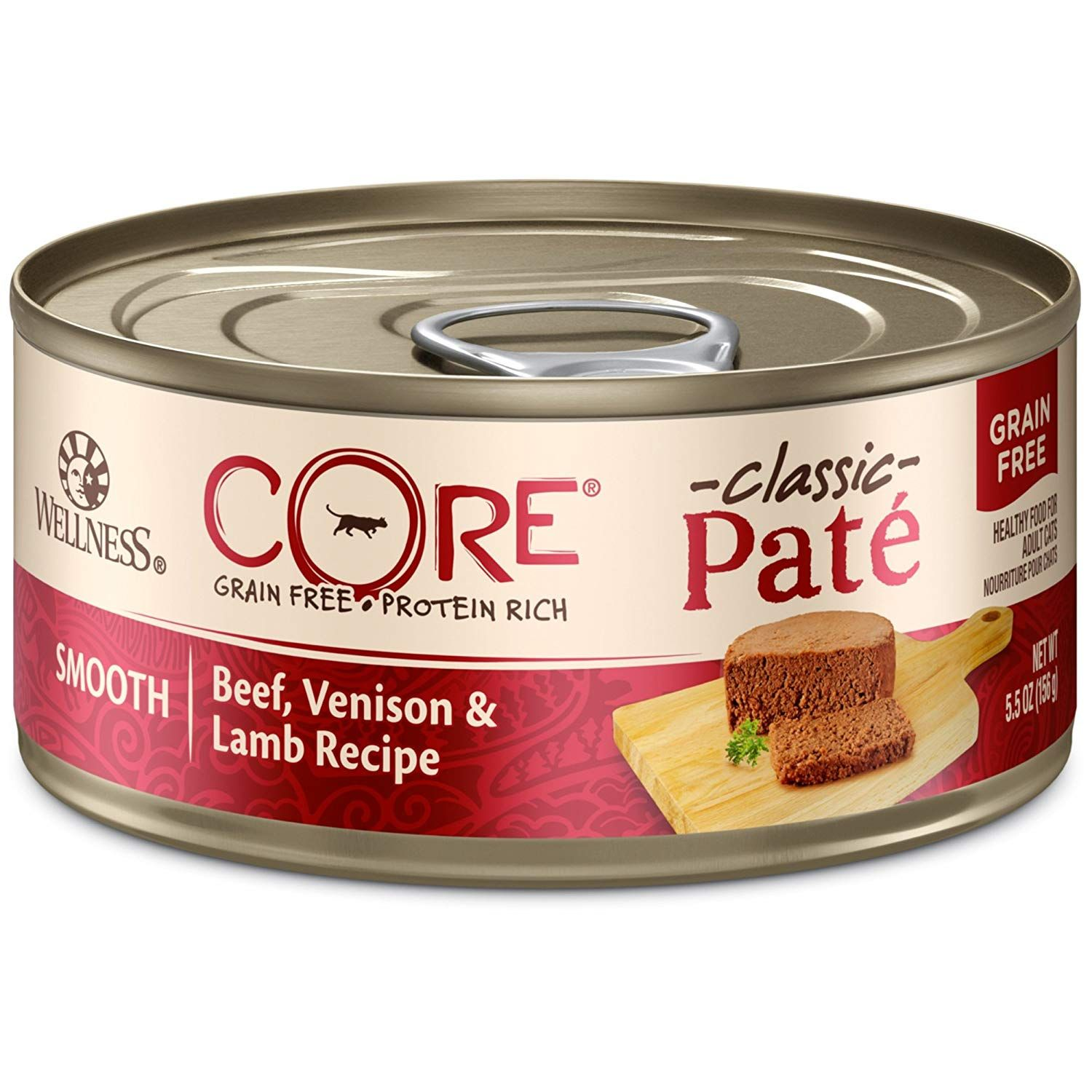 Wellness Core Natural Grain Free Wet Canned Cat Food To View Further For This Item Visit The Image Link This Is An Canned Cat Food Cat Food Wet Cat Food