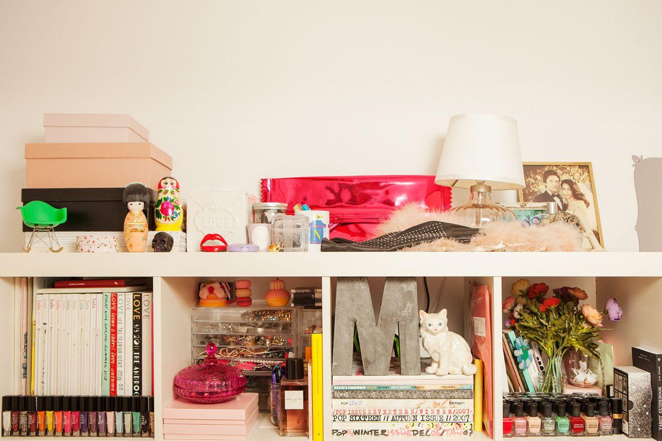 Tour Style Blogger Nicolette Mason's Super Cute Brooklyn Apartment