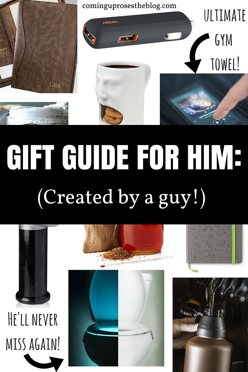 Gift Guide For Him 2015 Gift Guide For Your Super Manly Man Gift Guide For Him Boss Christmas Gifts Gift Guide