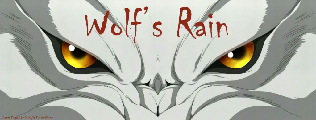 Anime review wolfs rain anime reviews anime wolf