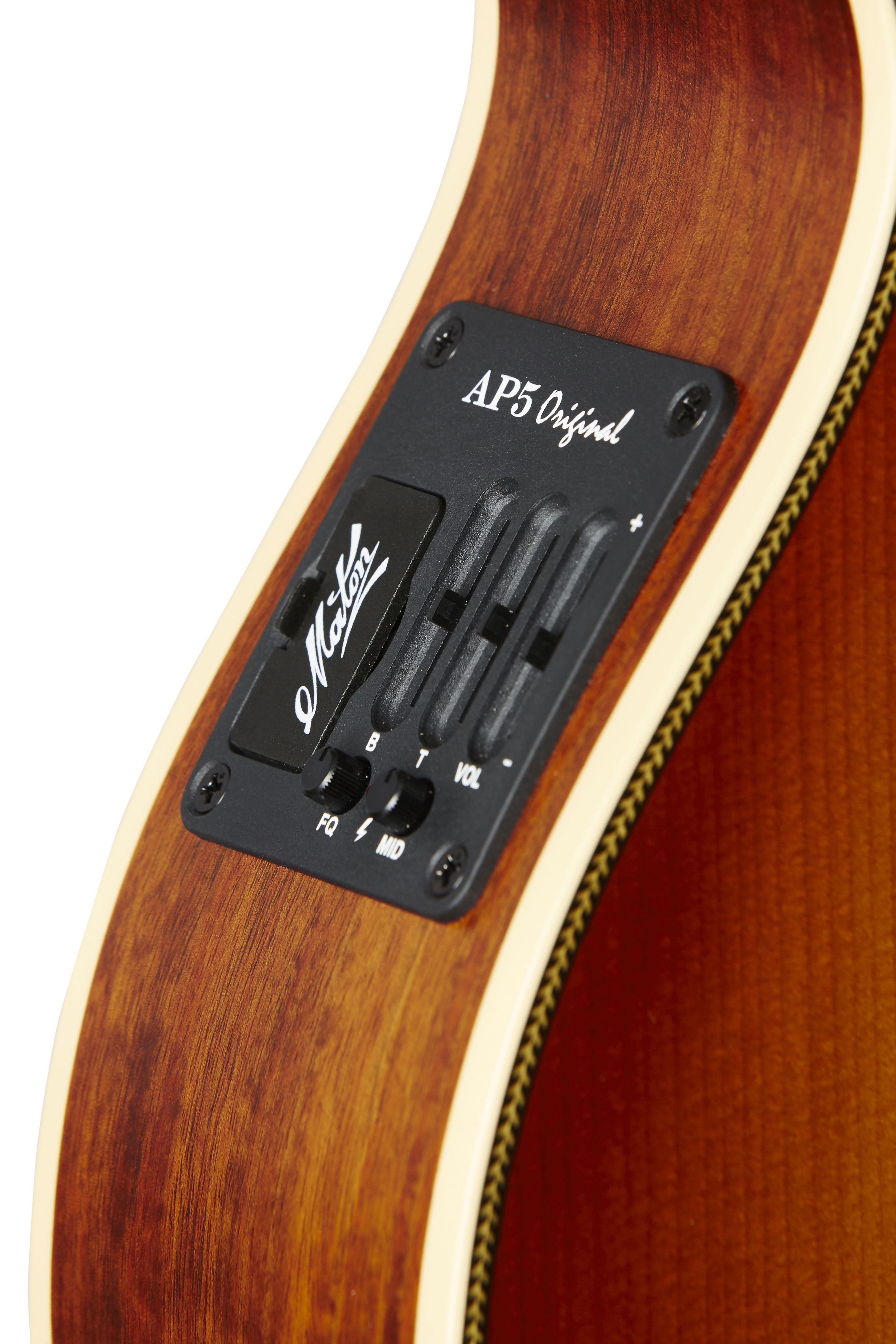Australian handmade acoustic emd diesel 12 from maton