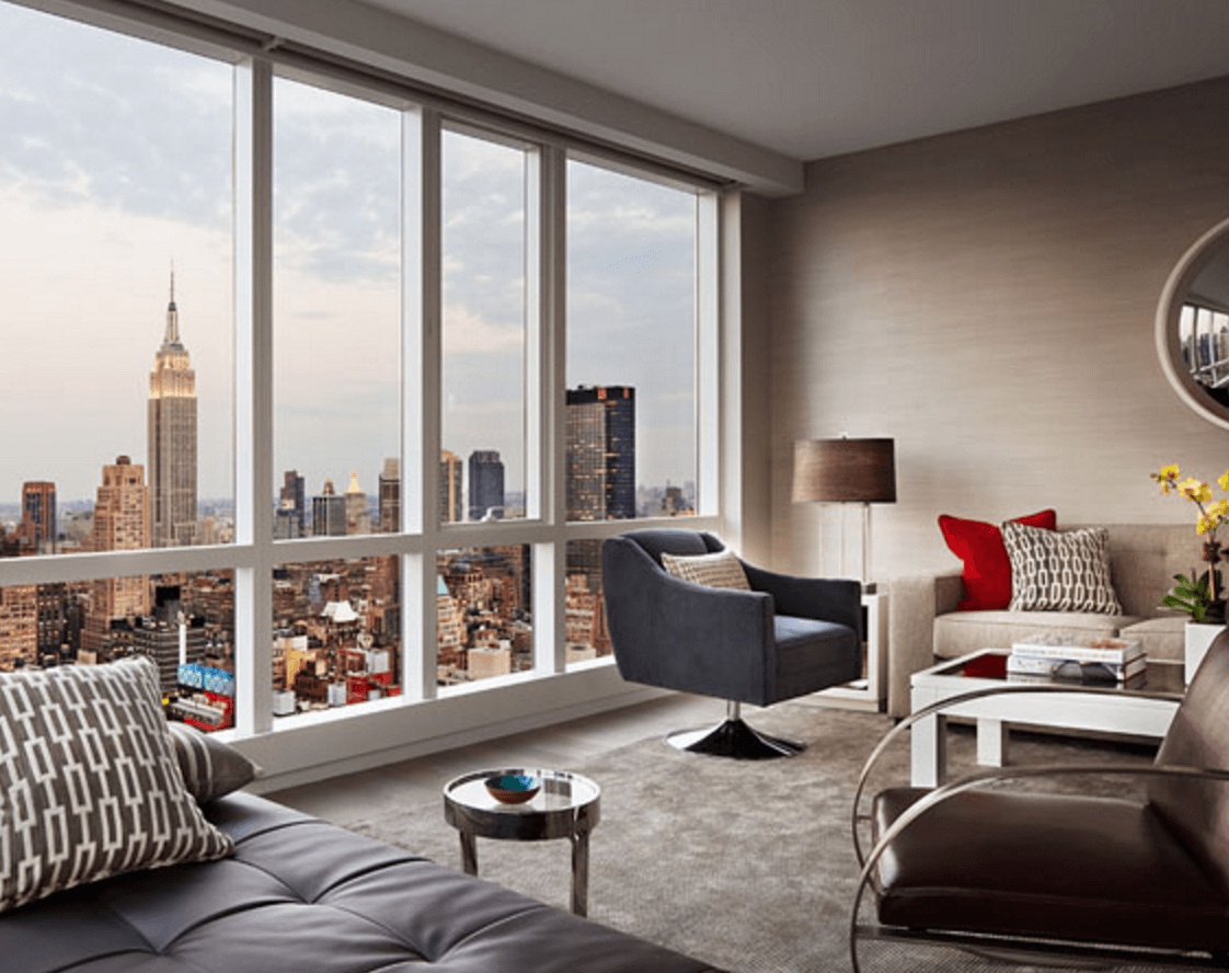 Best New York Apartments With Images Luxury Apartment Decor