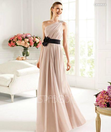 vestidos elegantes para bodas de noche2 | Bodas | Pinterest ...