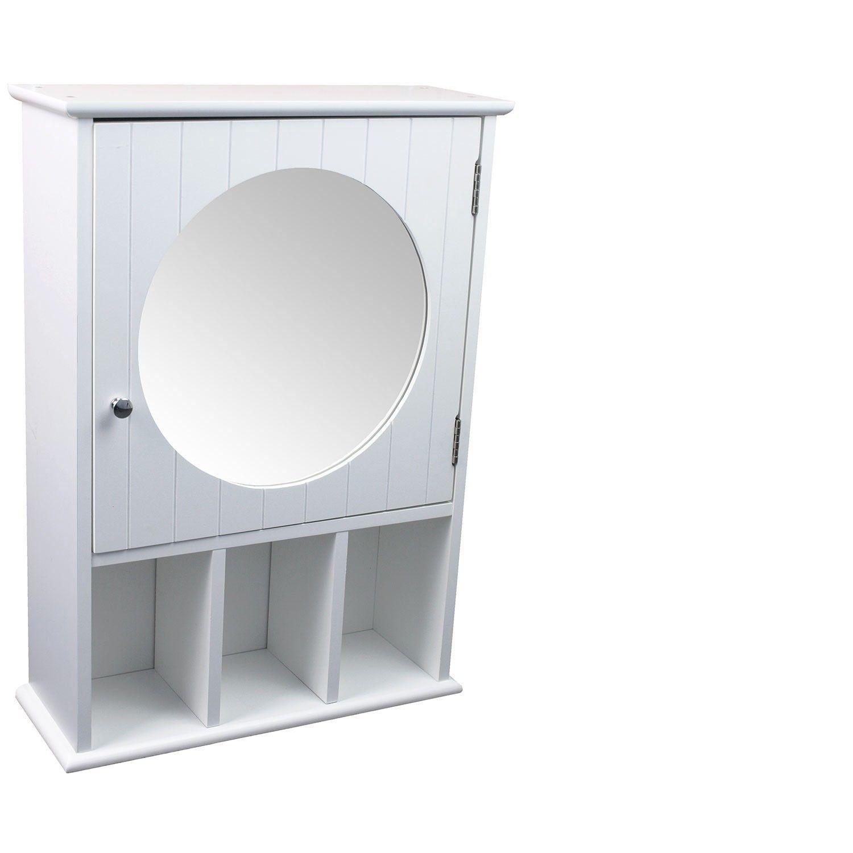 Bezaubernd Badschrank Weiß Foto Von Habeig Spiegelschrank Wandschrank Badezimmerschrank Hängeschrank Weiß 40