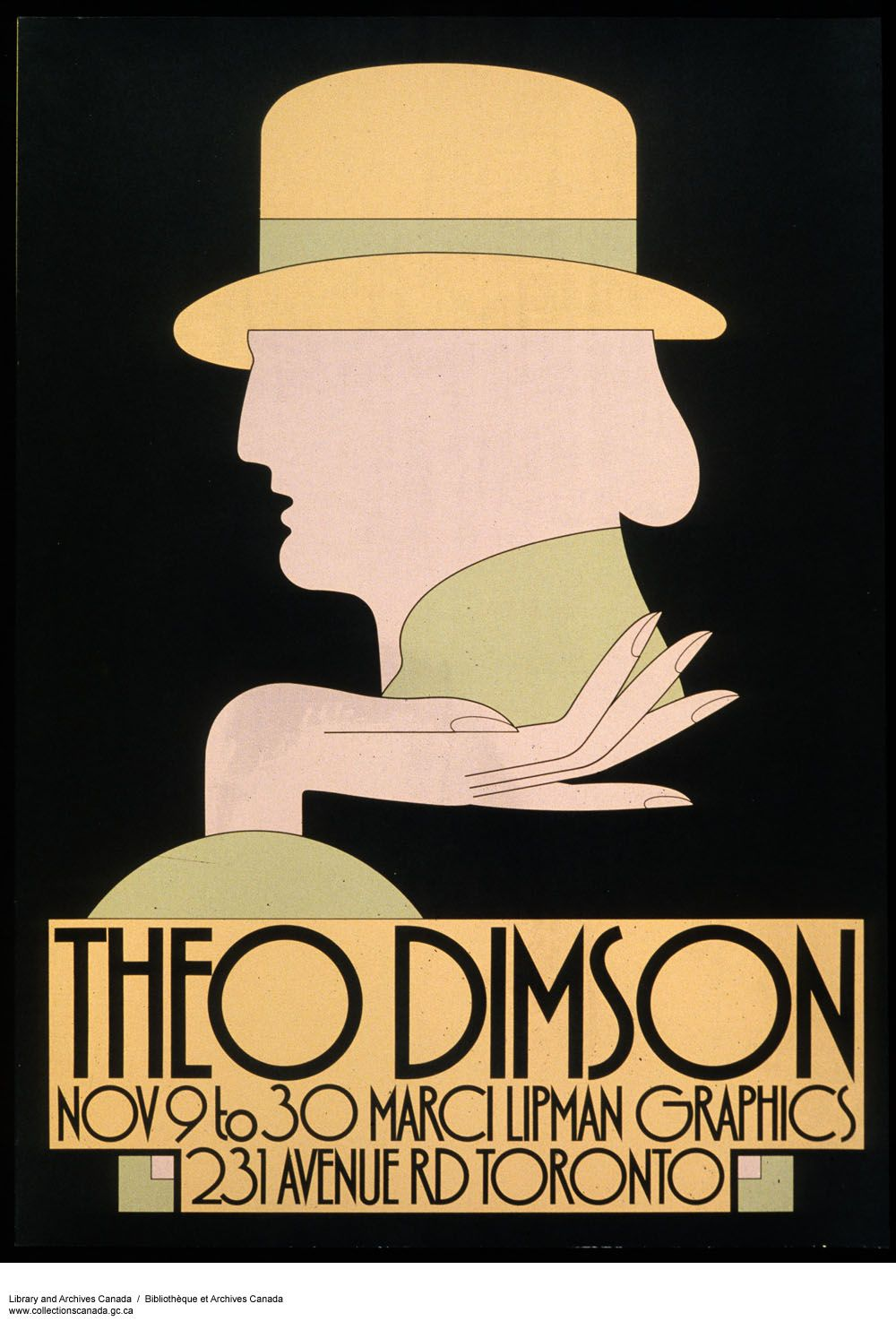 Poster design reference - Dimson Poster