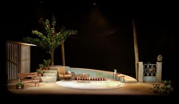 www.zeev-levy.com set design for: Love Of Hadassa / O. Yeshua Shwartzberg dir: Tom Shwartzberg set: Zeev Levy costumes: Gili Cochavi lighting: Jake sliv The Hour Theater', APR 2012