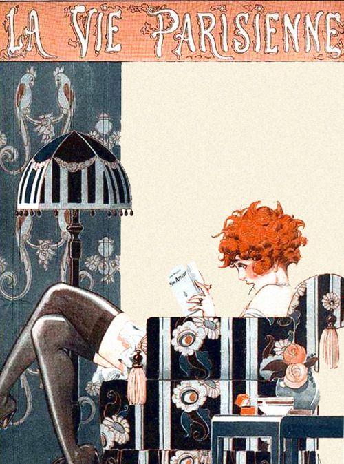 La Vie Parisienne cover