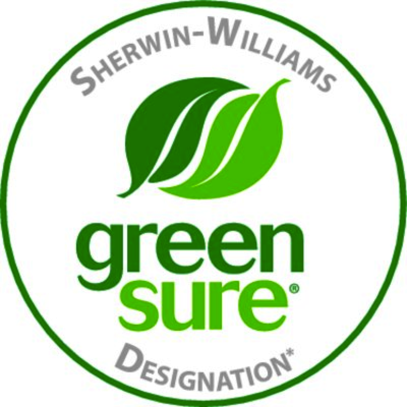National Painting Week Tip Look For This Symbol When Shopping For The Most Eco Friendly Products I Sherwin Williams Eco Friendly Paint Sherwin Williams Colors