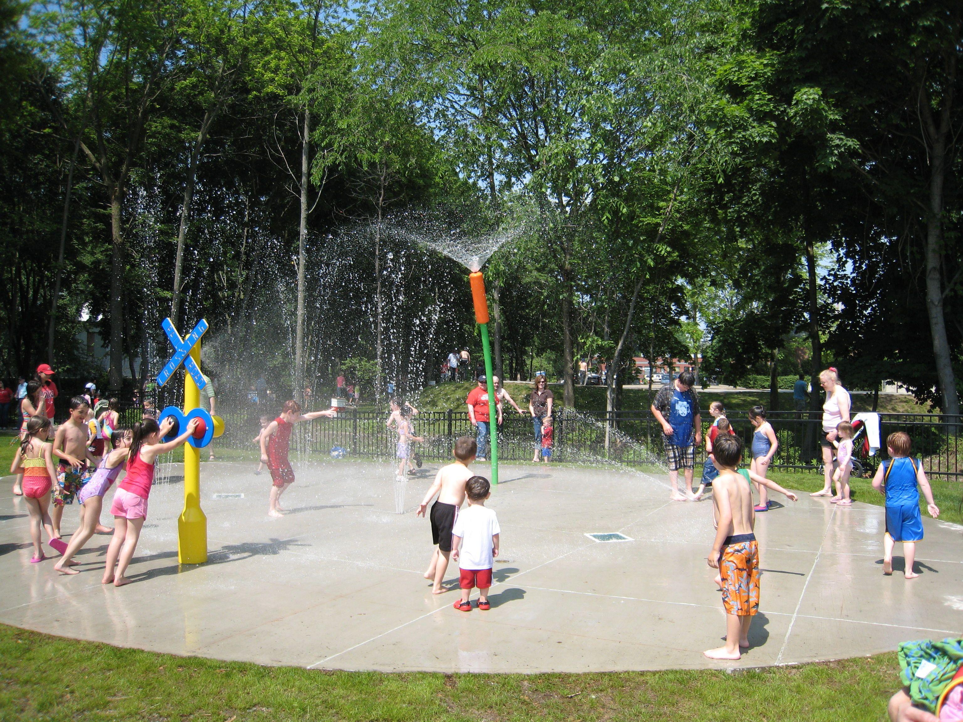 Town Of Hudson Ma Cellucci Skate Splash Park Splash Park Spray Park Water Park