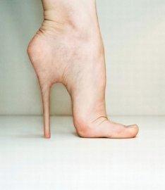stiletto heel implants wtf!!!!!!!!
