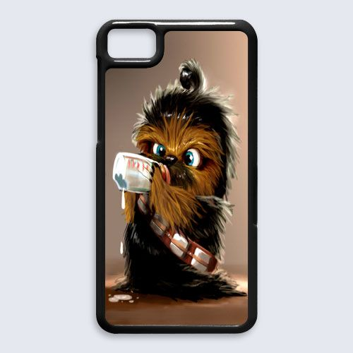 star wars baby chewbacca Blackberry Z10 case cover   Ipod touch ...