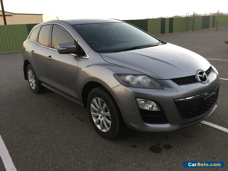 MAZDA CX GEN CLASSIC WAGON EXPORT FARM HAIL DAMAGED - Mazda car repair