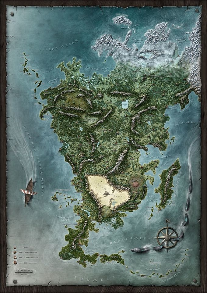The world of aventuria maps pinterest rpg and dark the premier german roleplaying gamein continuous publication for more than 30 yearsnow in a brand new english edition gumiabroncs Image collections